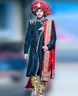 Wedding sherwani for men price new york ny indian for Indian wedding dresses new york