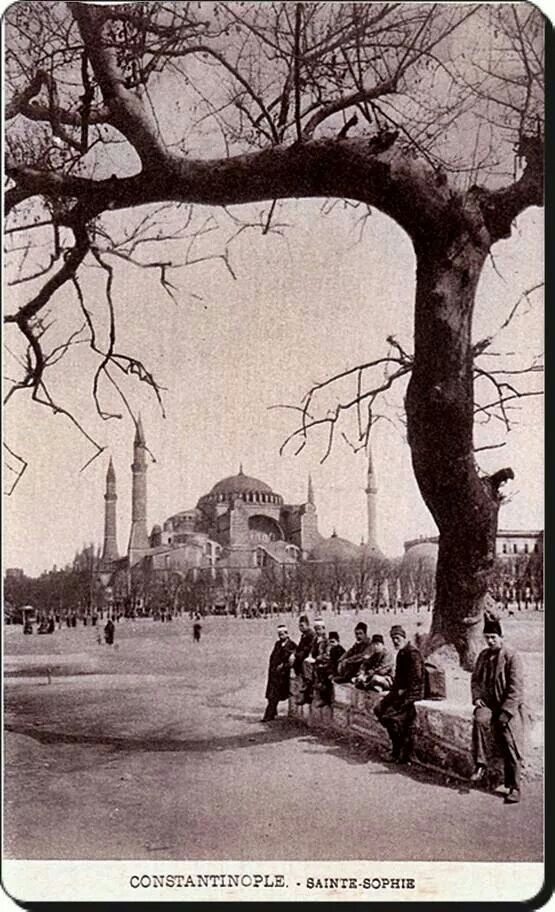 Sultanahmet meydani 1914