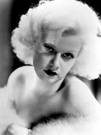 Jean Harlow- it is said that after being stood up on a date with Errol Flynn actress Jean Harlow appeared at the club wearing nothing but a fur coat !!