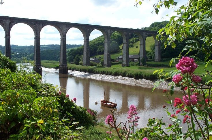 Calstock, Cornwall, UK, a place filled with delicious childhood memories for me