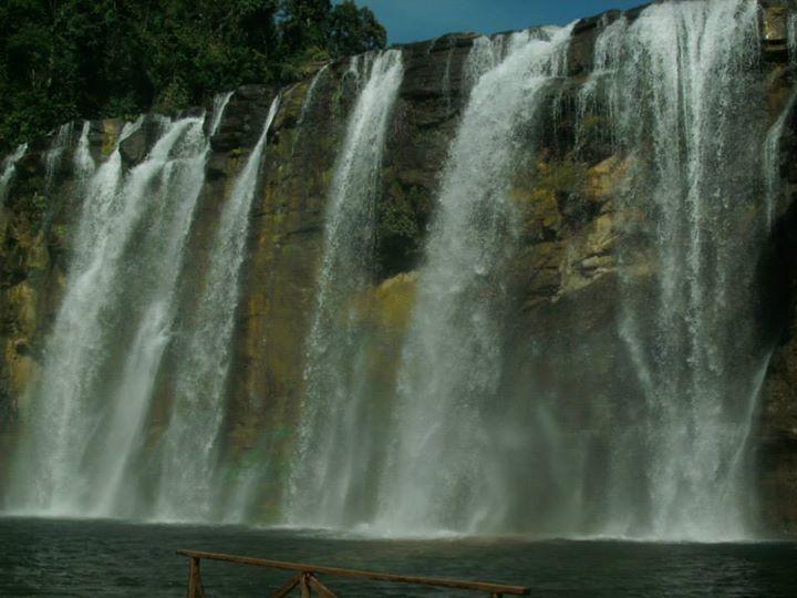 Tinuy-an Falls, Mangagoy Surigao del Sur