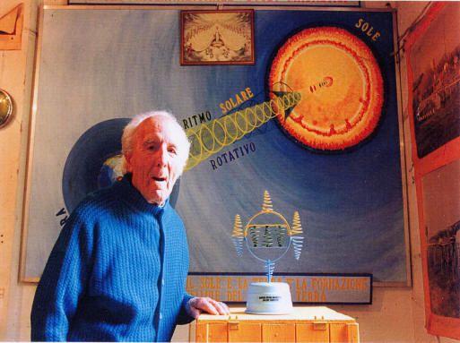 IL MISTERO DI IGHINA LO SCIENZIATO ACCHIAPPA NUVOLE  Pier Luigi Ighina (1908-2004) Genio incompreso del 900 diceva di essere 30 anni avanti agli altri scienziati, di certo l'elettromagnetismo era l'ultima frontiera della scienza, gli scienziati più importanti del 900 come Nikola Tesla, Guglielmo Marconi e tanti altri, ne avevano intuito il potenziale e...continua su: https://www.facebook.com/misterinelweb/photos/a.243239655797650.55015.176928892428727/253532314768384/?type=1&theater