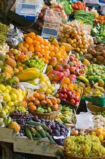 Mercado dos Lavadores, Funchal, Madeira,  http://www.travelandtransitions.com/destinations/destination-advice/europe/madeira-portugal/