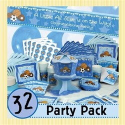 find this pin and more on baby shower idea all star sports baby shower decorations u0026 theme