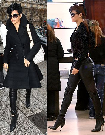 Leather Pants | Find the Latest News on Leather Pants at Stylista on the Block