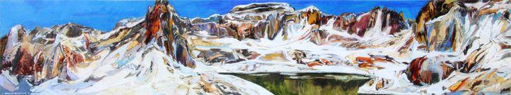 David Alexander - On the long Hike Where I Left Boomer. http://www.bau-xi.com/dynamic/artwork_display.asp?ArtworkID=25586