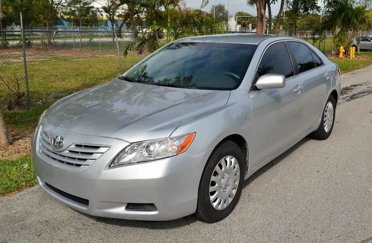 2007 Toyota Camry $6399 http://www.idriveautosales.com/inventory/view/9480296