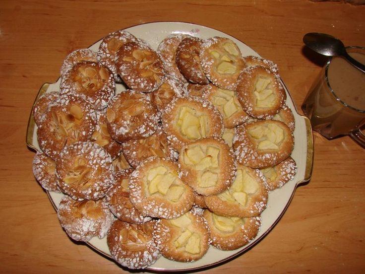 Moje Wypieki   Włoskie ciasteczka migdałowe