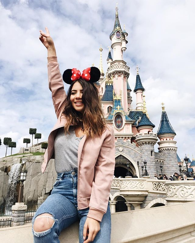 Going to Disneyland Paris as an adult!