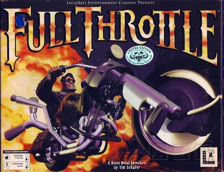 Full Throttle Game