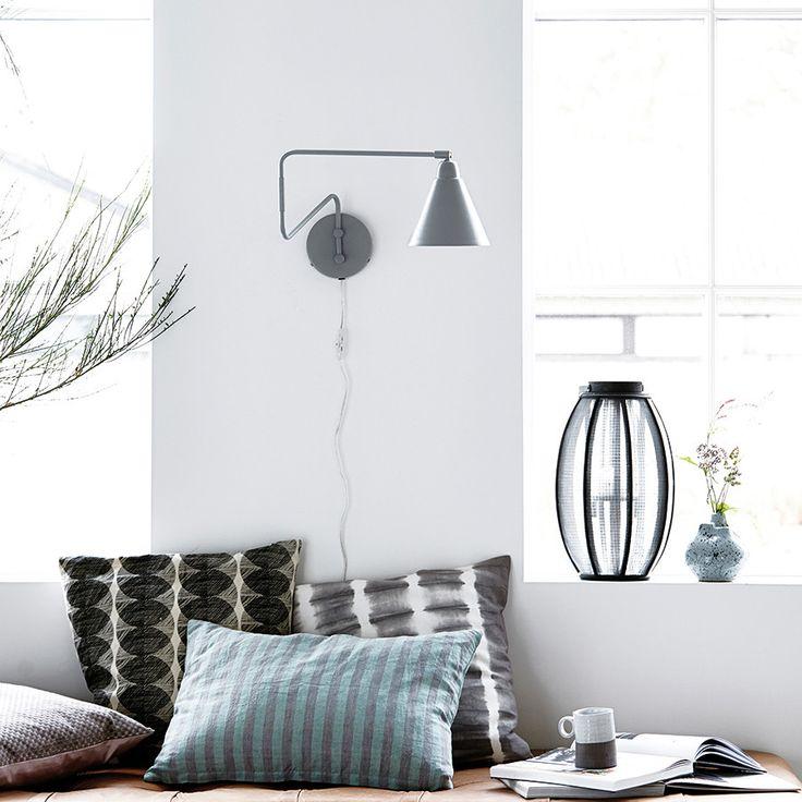 House Doctor Game Vegglampe 70 cm - Leselamper - Vegglamper - Innebelysning | Designbelysning.no