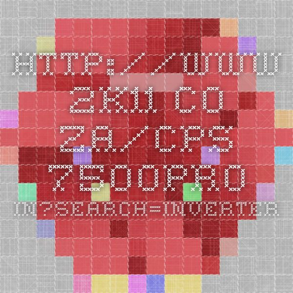 http://www.2k11.co.za/CPS-7500PRO-IN?search=inverter