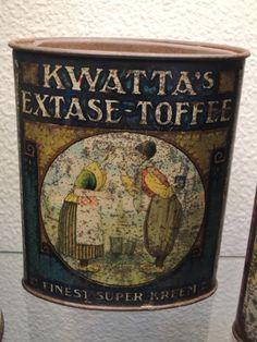 Kwatta extase toffee's