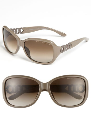 MARC BY MARC JACOBS Sunglasses available at #Nordstrom