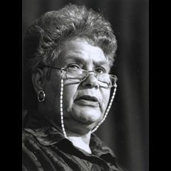 First woman chair of ATSIC - Born in 1932 in a remote Aboriginal community, Lowitja (Lois) O'Donoghue became the founding chairperson of the Aboriginal and Torres Strait Islander Commission in 1990. In 1999 Dr Lowitja O'Donoghue, was awarded the CBE, AM for public service and leadership to Indigenous and non-Indigenous Australians.
