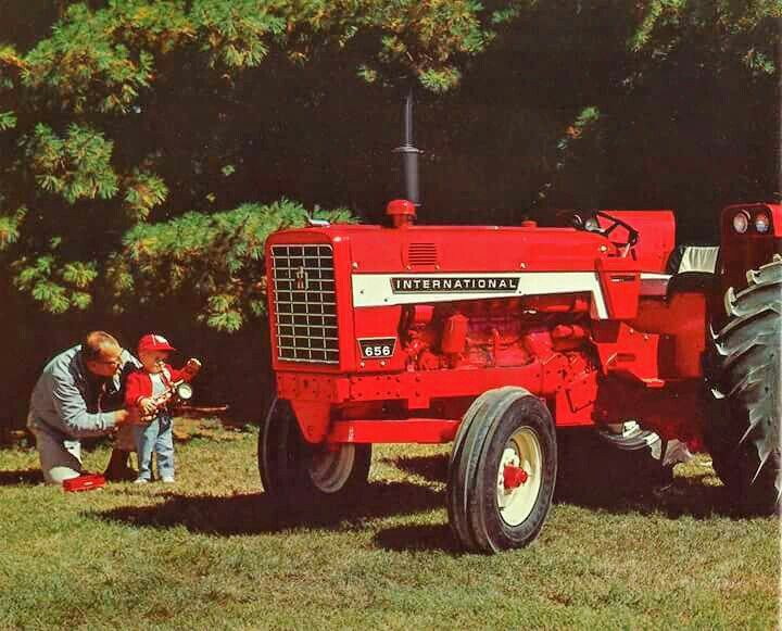 1000+ images about tractors on Pinterest | Old tractors, John deere ...