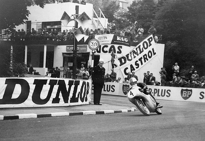 1961 Isle of Man TT Race 125cc, Naomi Taniguchi