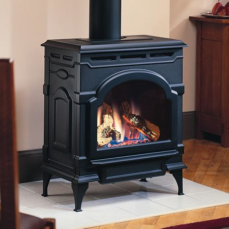 Oxford Direct Vent Stove - Natural Gas | WoodlandDirect.com: Gas Stoves, Monessen #LearnShopEnjoy
