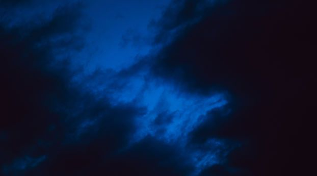Clouds Sky Night Wallpaper Hd Nature 4k Wallpapers Images Photos And Background Wallpapers Den Dark Background Wallpaper Blue Aesthetic Dark Blue Sky Background Aesthetic dark blue background hd