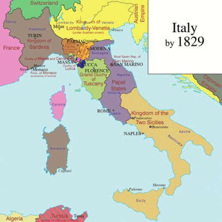 Italian unification - Wikipedia, the free encyclopedia