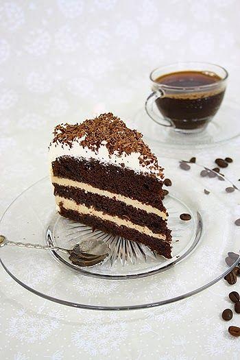 Tort de cafea ~ Bucatar maniac si prietenii