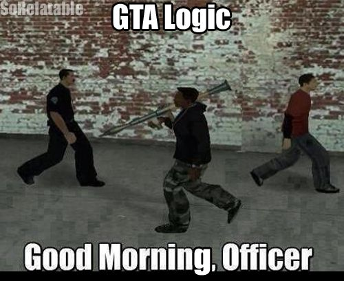 60 Inexplicable Examples Of Video Game Logic [Gallery] : The Lion's Den University
