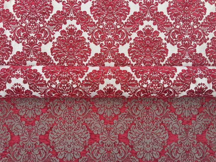 1.1m Damask Vintage Alesha Upholstery Designer Fabric Remnants Quilts Wholesaler    eBay