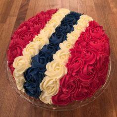 Kjempeflott 17mai-kake fra My Little Kitchen