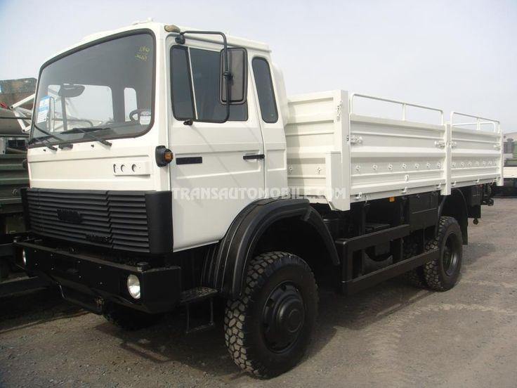 Trucks Flatbed Iveco 110.17 AW Ex army 4X4 https://www.transautomobile.com/en/export-iveco-110-17-aw/629?PI