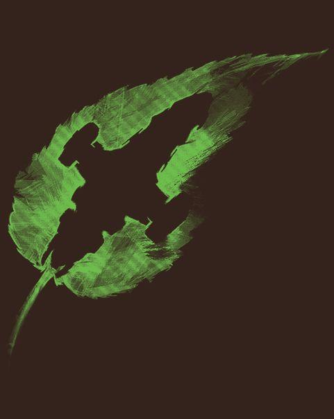 Leaf on the Wind