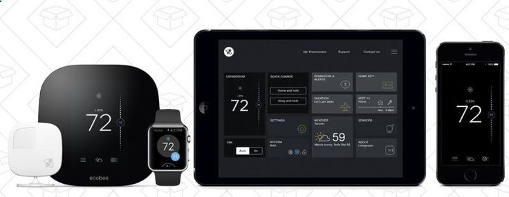 While it doesn't have the brand recognition of Nest's learning Thermostat, the Ecobee3 Smart Thermostat one-ups its most popular competitor by including a wireless remote sensor that you can place elsewhere in your house, giving the thermostat a more accurate picture of your home's overall temperature. Plus, it'll work with Siri via HomeKit, and your Amazon Echo too.