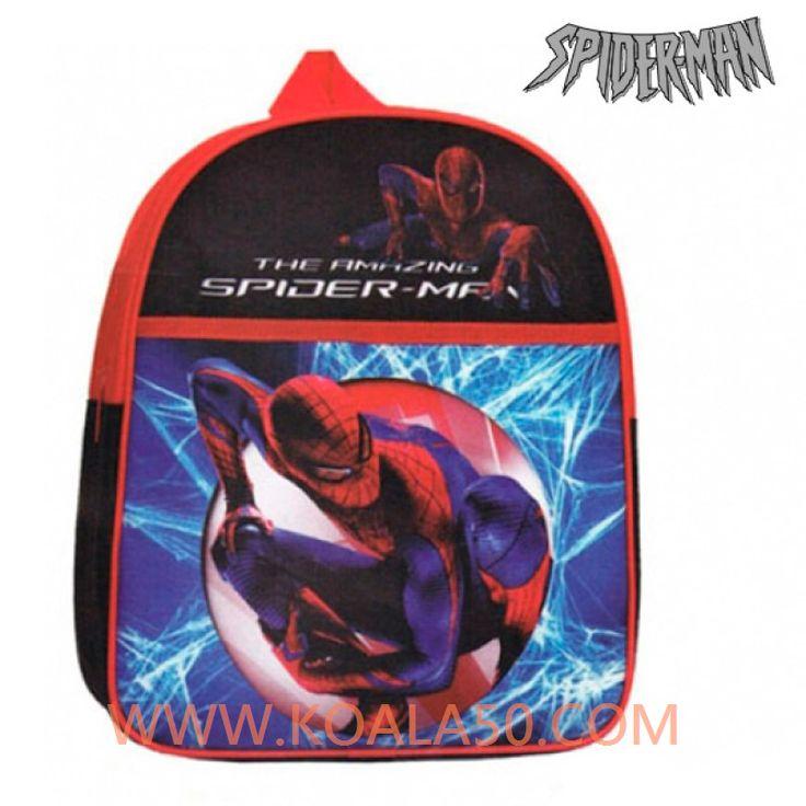 mochila infantil spiderman uac comprar mochila infantil spiderman al mejor precio