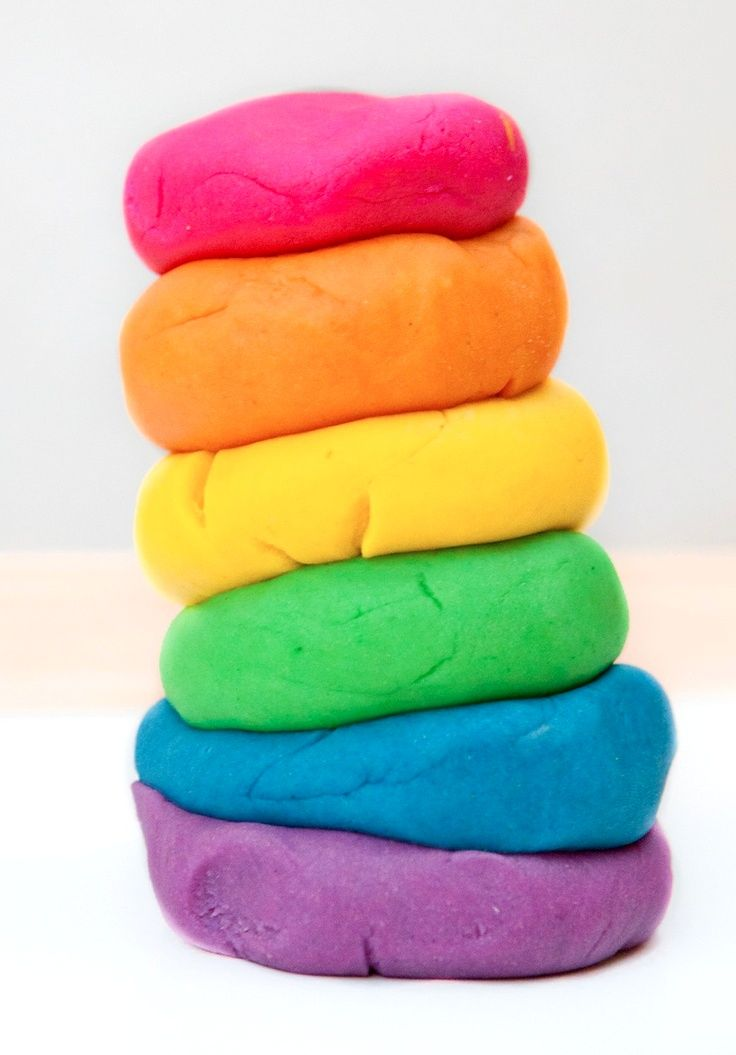 Color Theory Therapy| Serafini Amelia| Colorful Play- Dough