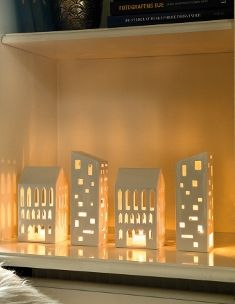 Urbania lighthouses, by Mette Bache and Barbara Bendix Becker (R7B Copenhagen) - thanks for link, Kate!