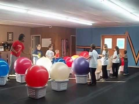 ▶ Kids Drums Alive! head shoulders knees and toes - YouTube