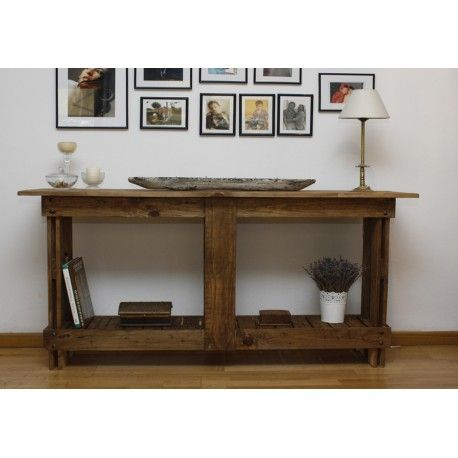 17 best ideas about mueble recibidor on pinterest - Muebles de entrada vintage ...