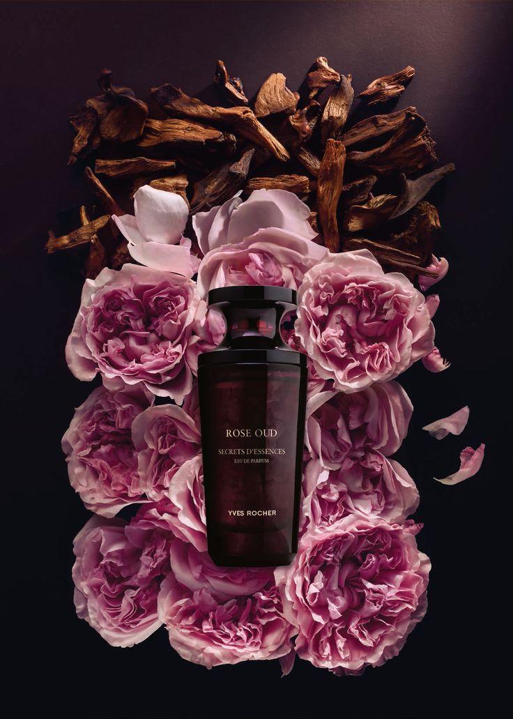 BEM-VINDO AO E.S.P FASHION BLOG BRASIL: Yves Rocher Secret d`Essences Rose Oud