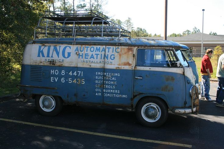KING automatic heating