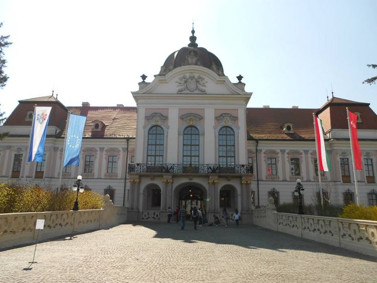 Gödöllői Királyi Kastély (Grassalkovich-kastély) in Gödöllő, Pest megye