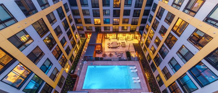 The Fenwick Apartments in Silver Spring, Maryland