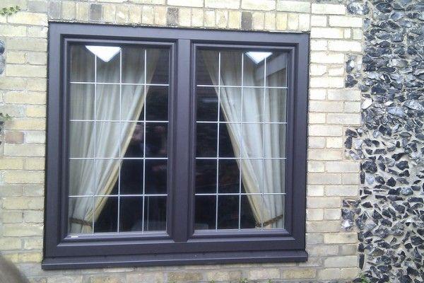 black aluminium external finish #windows