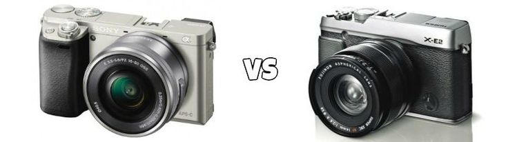 Fujifilm x-E2 or Sony A6000: Which one you Should Buy, Here is our Verdict See more at: http://blog.zopper.com/fujifilm-x-e2-or-sony-a6000/ Photography has been a passion for some as it is all about creativity and it gives a chance to express one's ideas. Zopper brings you head to head comparison between Fujifilm x-E2 and Sony A6000. Here is our verdict for these cameras.