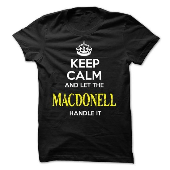 MACDONELL KEEP CALM Team - #tshirt kids #long tshirt. ACT QUICKLY => https://www.sunfrog.com/Valentines/MACDONELL-KEEP-CALM-Team-56753679-Guys.html?68278