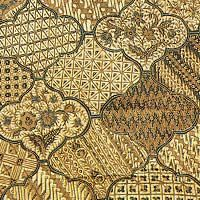 Batik; is a cloth that is traditionally made using a manual wax-resist dyeing technique, one of Indonesia's most famous heritage.-Putri Hadiarto FD1A2-