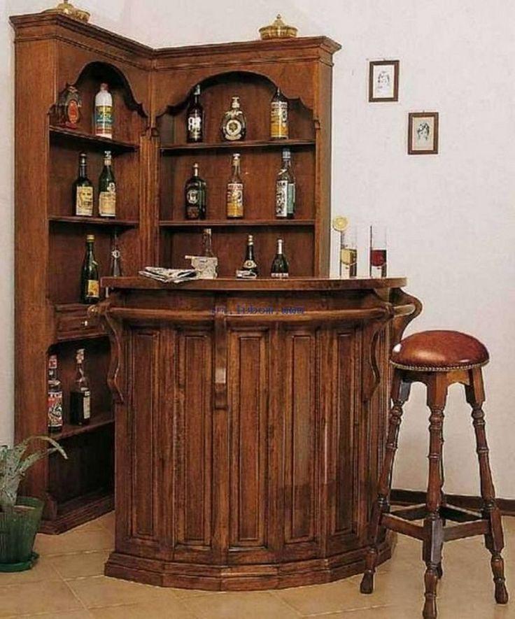 45 Amazing Corner Bar Cabinet Ideas, Corner Bar Furniture
