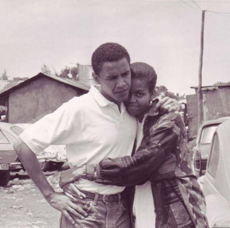 Barack et Michelle Obama : une histoire d'amour qui dure