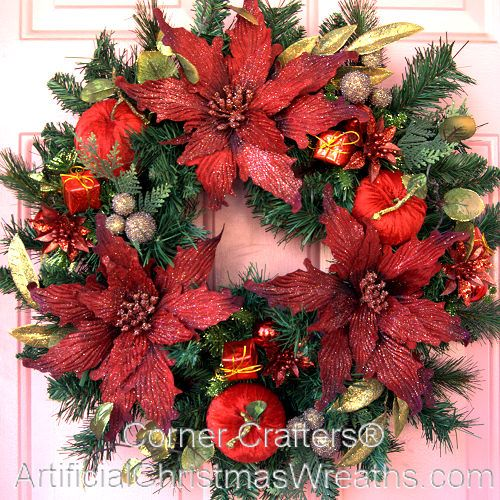 Google Image Result for http://www.artificialchristmaswreaths.com/elegance_christmas_wreath45.jpg