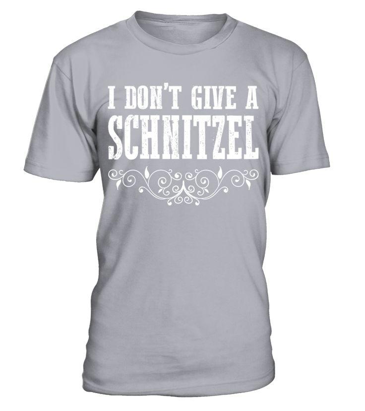 I Don't Give a Schnitzel Shirt Tee Gift  Oktoberfest T Shirt  Funny Oktoberfest T-shirt, Best Oktoberfest T-shirt