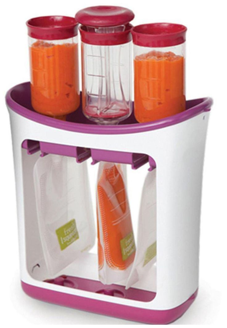 Infantino squeeze station baby food pouch recipes baby
