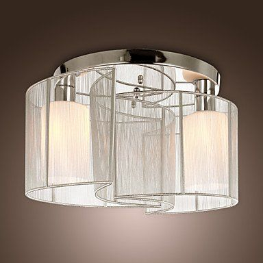 Ceiling Light Modern Design Bedroom 2 Lights. $100, but different seller.